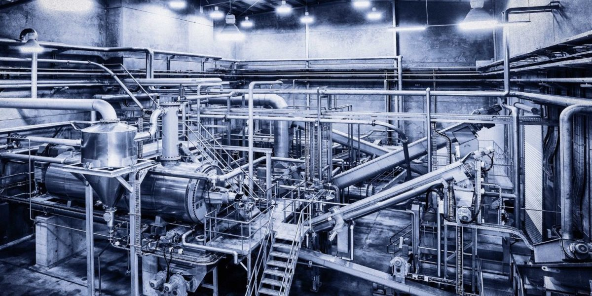 rendering facility - food processing